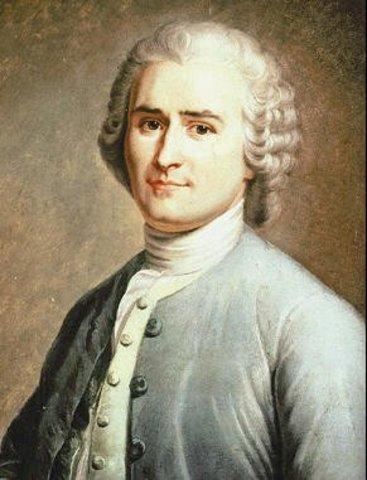 Jean-Jacques Rousseau 1712 a 1778