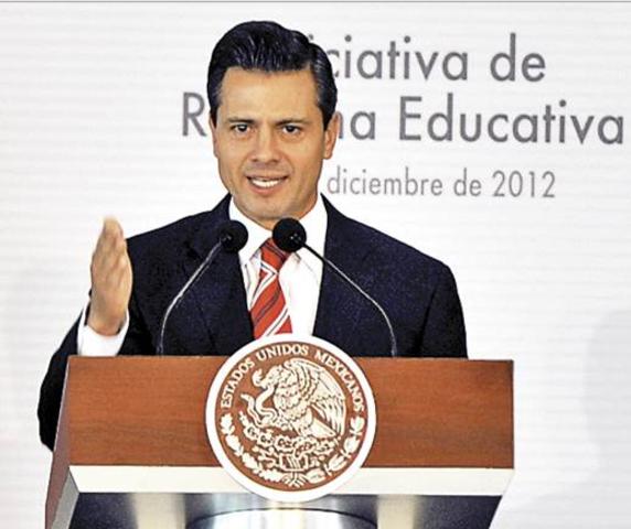 Reforma Educativa 2012