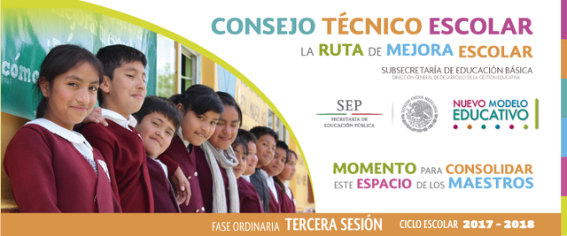 Consejo Técnico Escolar 2014