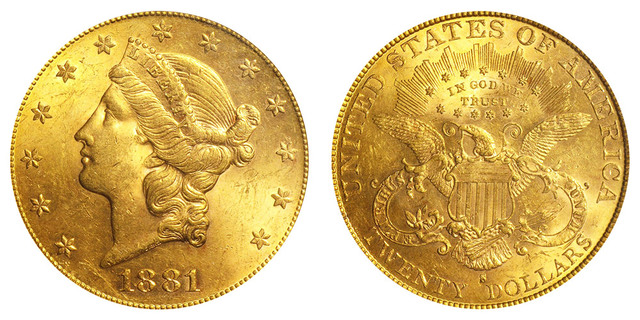 Se estableció el patrón oro