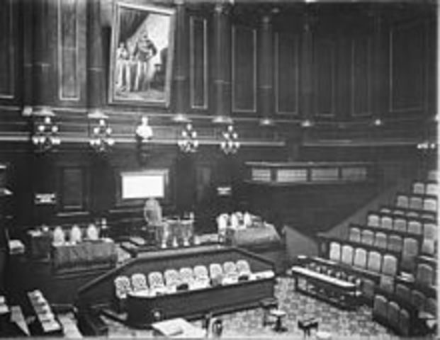 Alessandro manzoni timeline timetoast timelines for Camera dei senatori