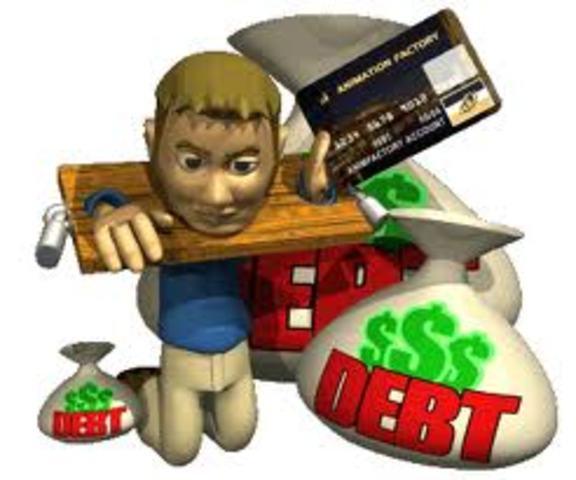 Reducción de deudas en los países ricos