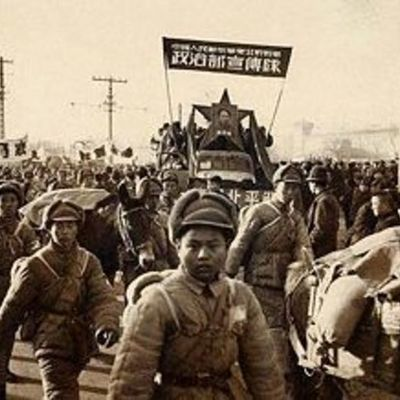 Chinese Civil War timeline