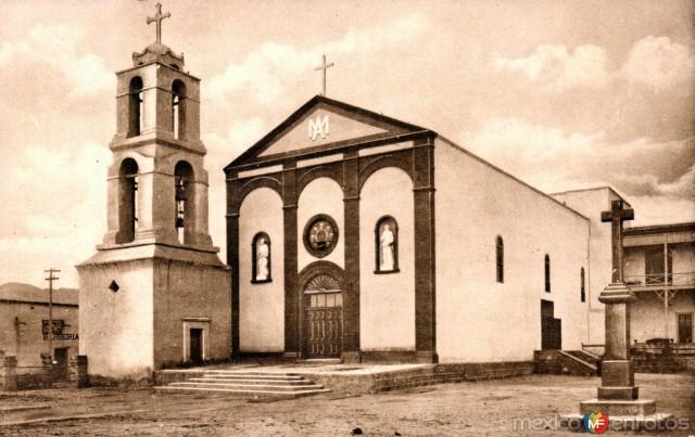 Fray García de San Francisco Funda la Misión de Guadalupe