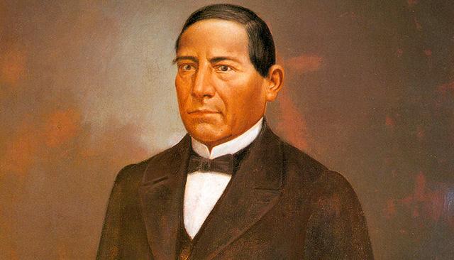 Llega Benito Juárez a El Paso del Norte