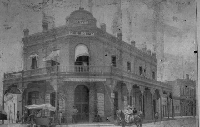 Se construye el edificio San Luis