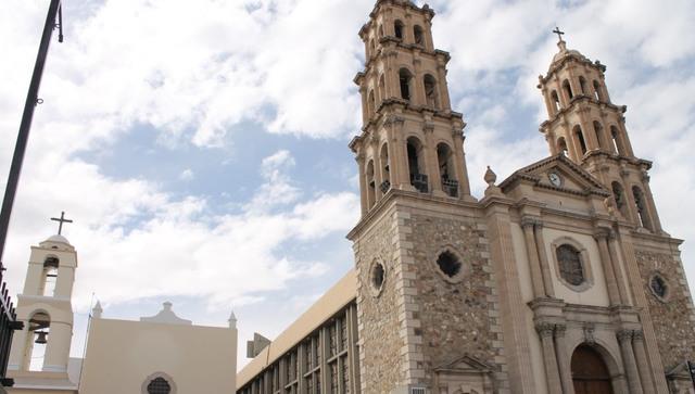 Se construye la Catedral
