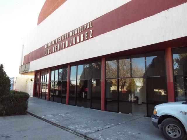 Se abre el Auditorio Benito Juárez