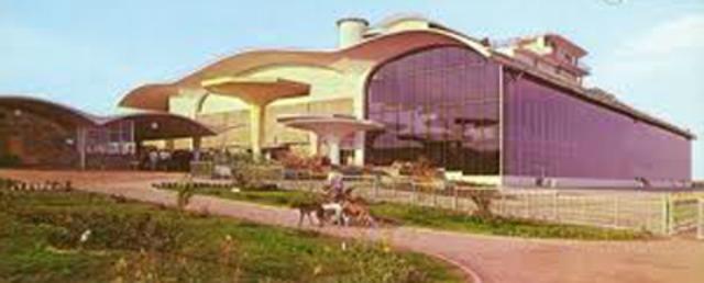 Se inaugura el Hipódromo