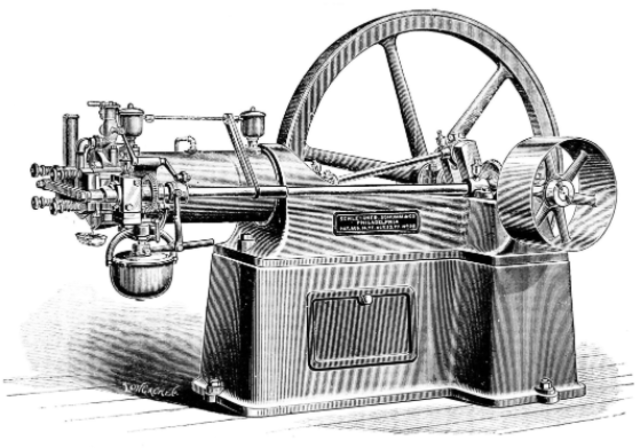 First Combustion Engine