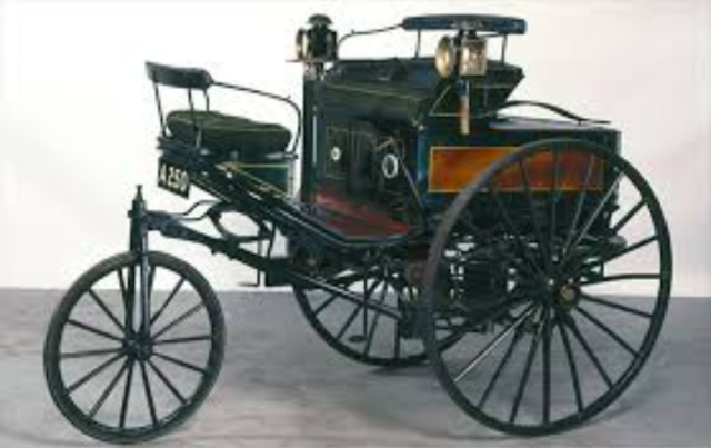Evolution of the Automobile timeline | Timetoast timelines