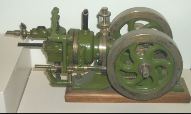 New and Improved Internal Combustion Engine