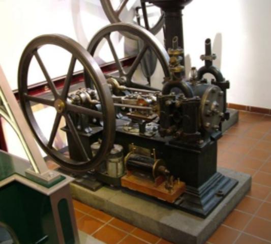 Gasoline powered Internal Combustion Engine