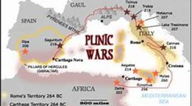 Punic timeline