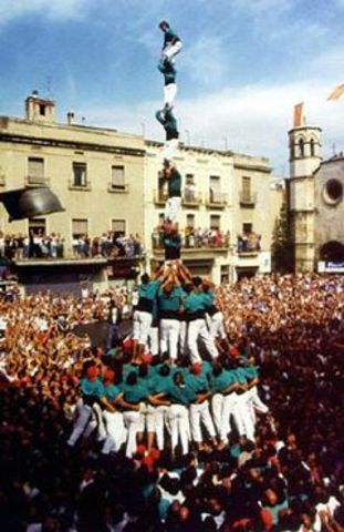Castellers de Vilagranca