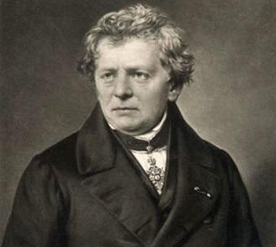 Simon Ohm (1789 a 1854, Alemania)