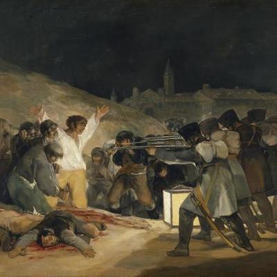 Siglo XIX en España timeline