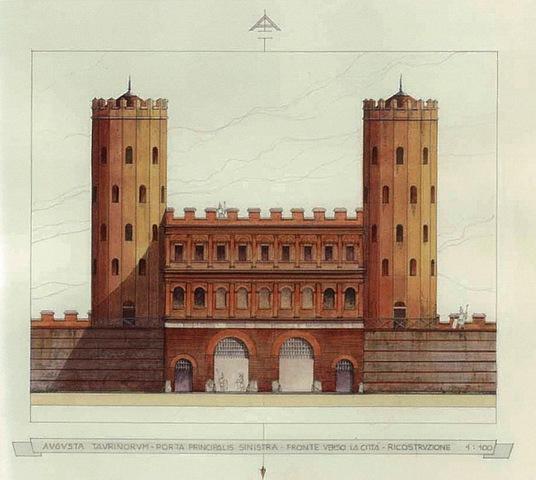 Timeline le architetture timetoast timelines - Porta di mileto ...