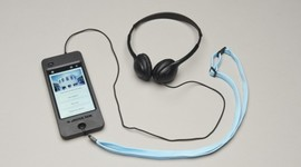 Les inventions liées à l'évolution des parcours touristiques audio guidès timeline