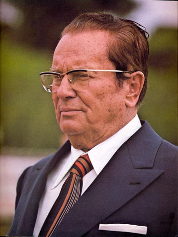 Death of Josip Broz Tito