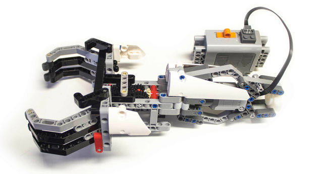 Prótesis infantiles con Legos