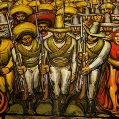 Independencia, Revolucion y Reforma timeline