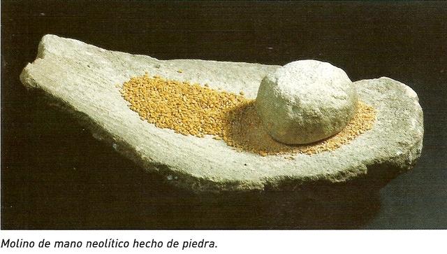 Nacimiento del pan
