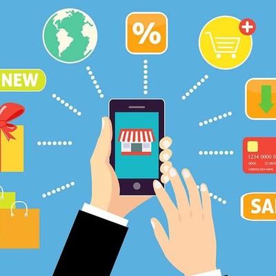 Orígen y evolución del comercio electrónico timeline