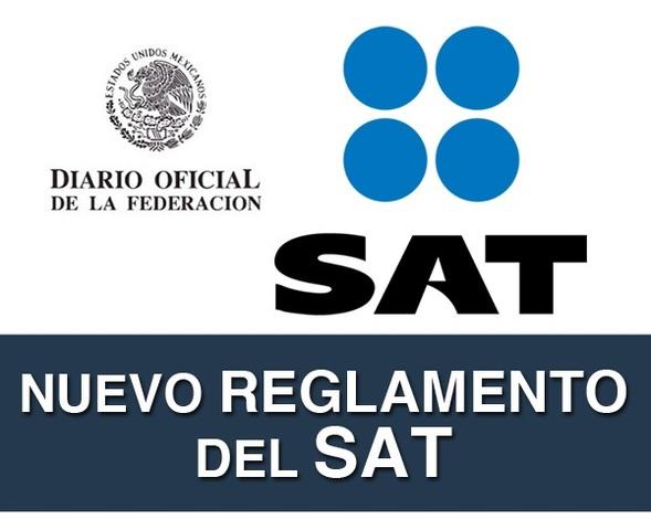 Reglamento SAT