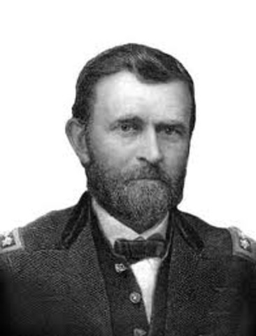 Ulysses S. Grant Given Command of all the Armies in the United States