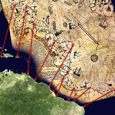 Línea de tiempo sobre la historia de la cartografía y los SIG timeline