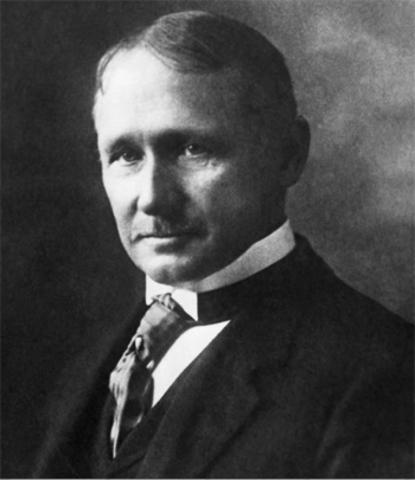Año 1800 - Taylorismo Frederick