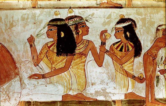 1450 a. c. los egipcios