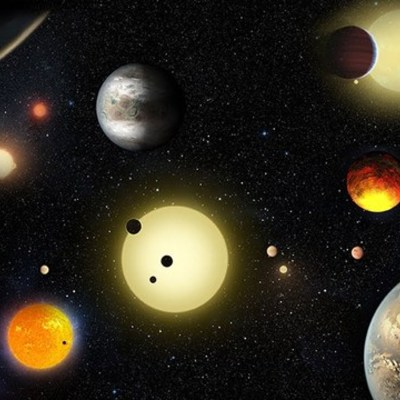 History of Astronomy timeline