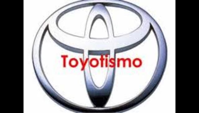 1 de Enero, 1970 - Toyotismo