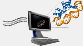 Cronología Bioinformática timeline