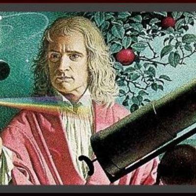 Acontecimientos Relevantes en la historia de la física timeline