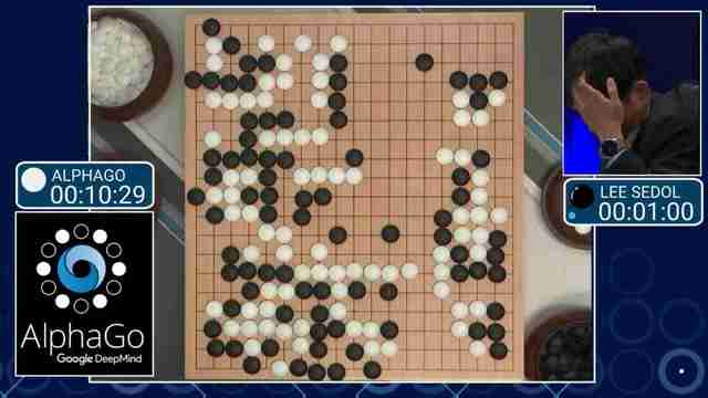 AlphaGo vence a Lee Sedol