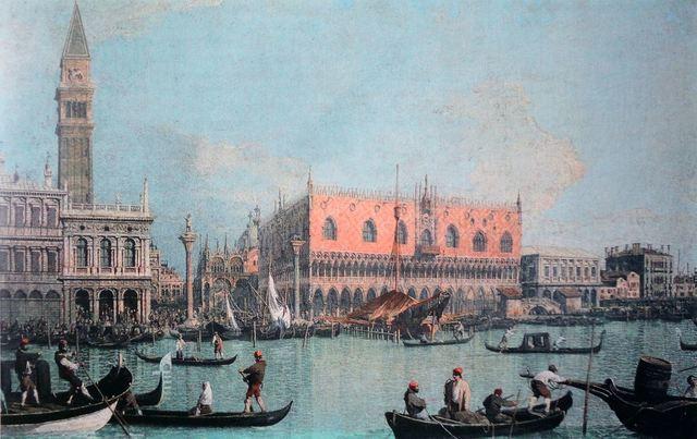 Los Mercaderes de Venecia