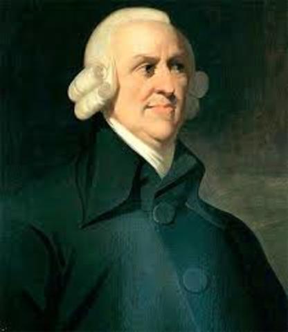Adam Smith y la division del trabajo