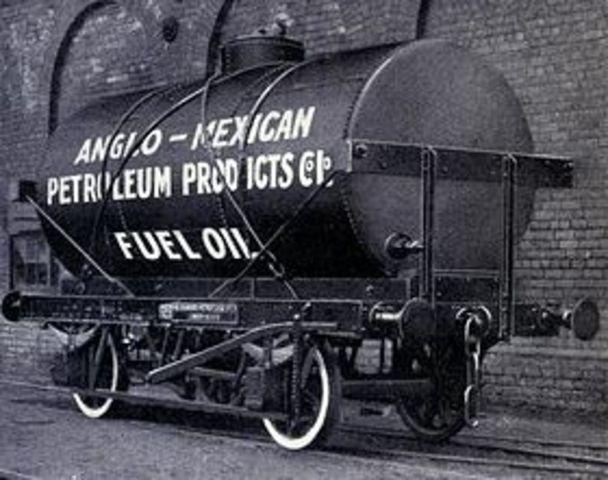 Expropiación Petrolera [Político-Económico]