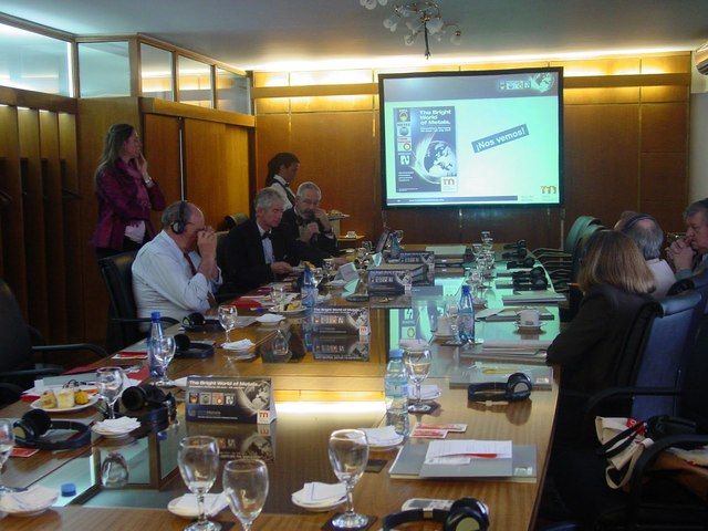 Congreso Internacional sobre la Organización de Congresos en Dusseldorf