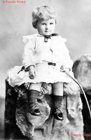Birth of Nellie Melba's son, George Nesbitt Armstrong