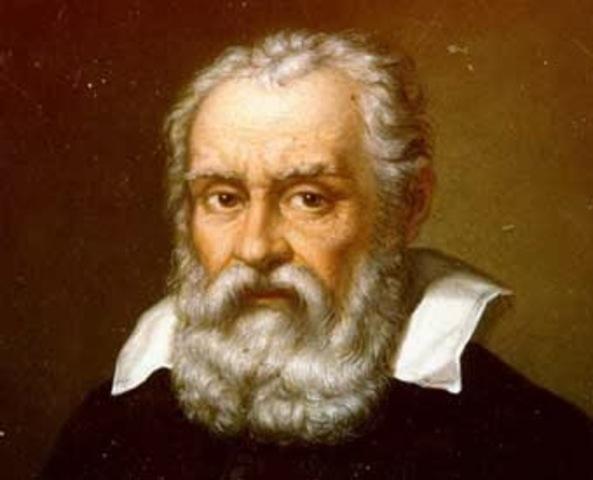 Primer científico que mostró que todos los objetos caen a la tierra con una aceleración constante.