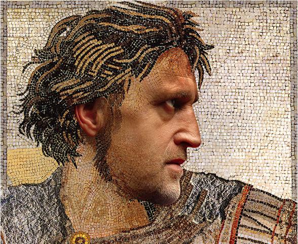 Начало правления Александра Македонского