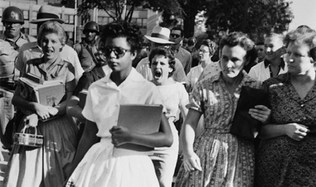 Atlanta School System officially desegregated