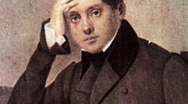 Лента времени на основе биографии Евгения Абрамовича Баратынского timeline