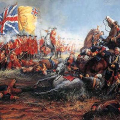 1756 - 1897 timeline
