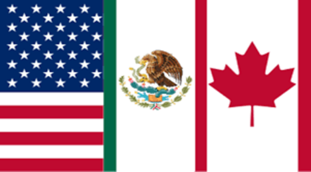 NAFTA comes into force