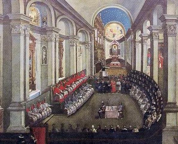Final session of Council of Trent